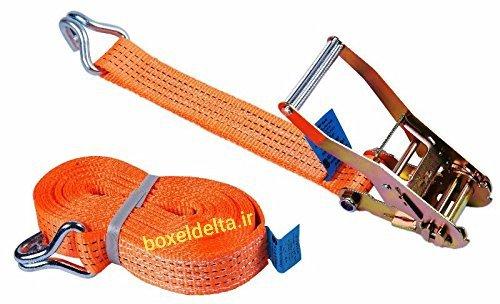 فروش ویژه تسمه جغجغه (Polyester Cargo Lashing Belt  )