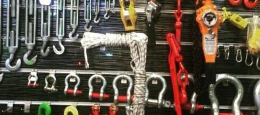 فروش انواع قلاب و اتصالات سیم بکسل و زنجیر